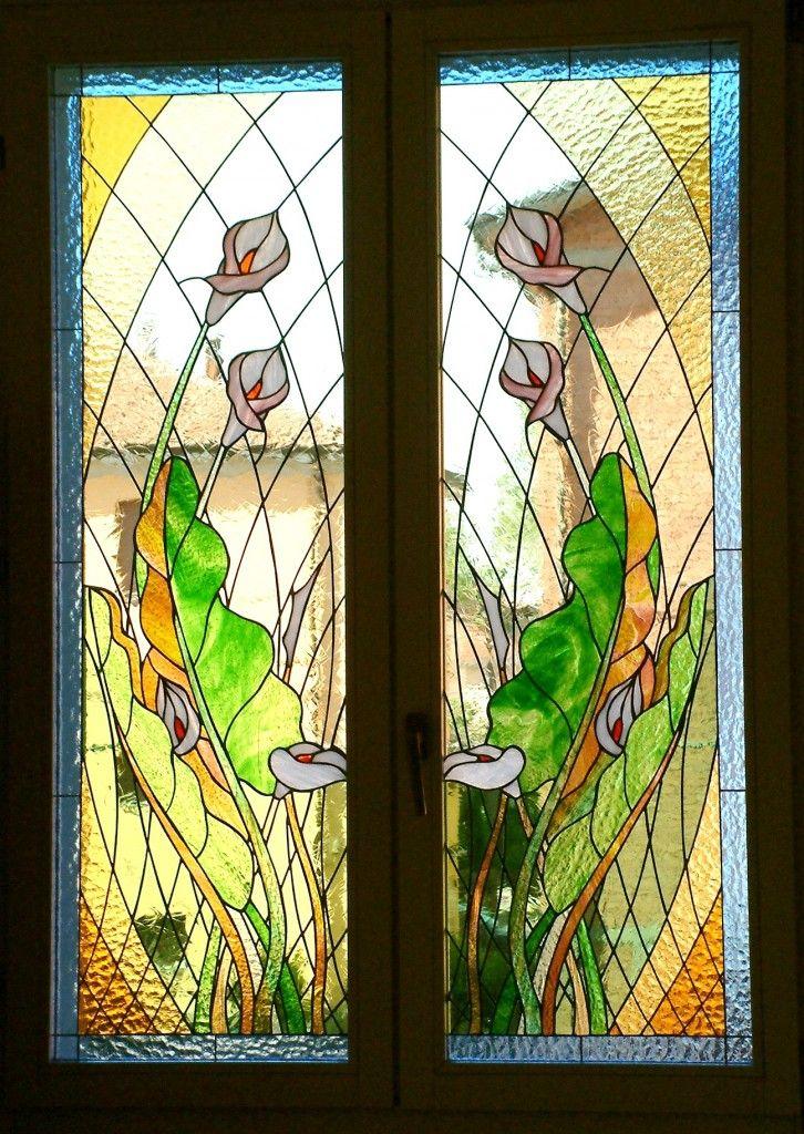 Oltre 25 fantastiche idee su vetrate tiffany su pinterest for Disegni vetrate