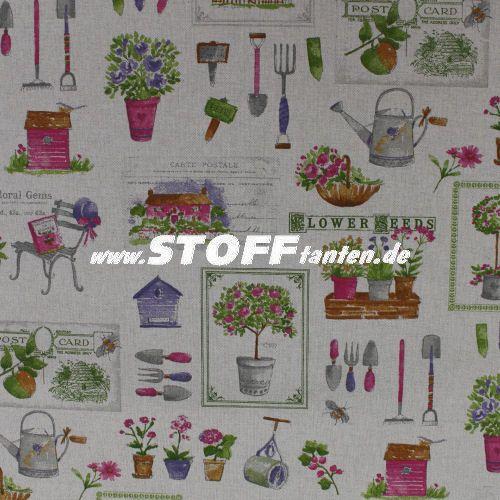 Stofftanten-Canvas,baumwolle,stoff,bunt,natur,meterware,rosen,motive,stoffgeschäft,osnabrueck,