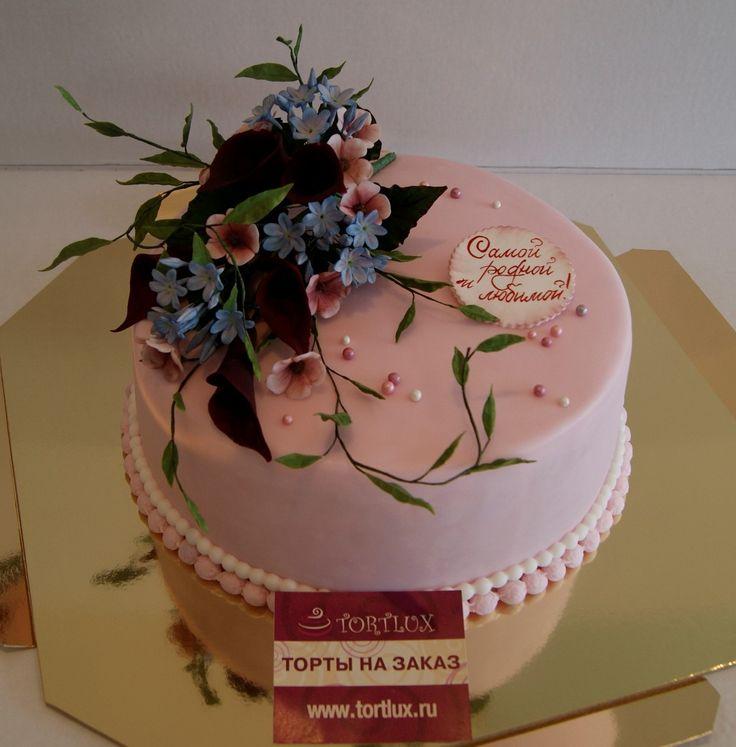 Праздничный торт для мамы.Вес 5 кг.