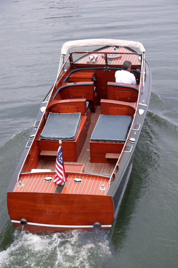 Best 25 wooden boats ideas on pinterest chris craft for Classic chris craft wooden boats