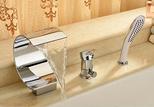 Auralum Fashion Modern Shower Sets For Roman Style