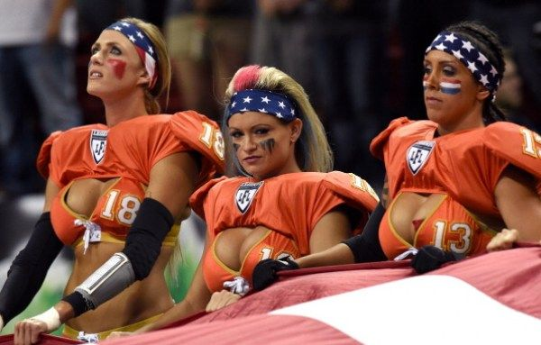 Lingerie Football Is Not What You Would Expect; These Girls Are Tough [Video]  Read More: Lingerie football...Not What You Would Expect.... These Girls Are Tough | http://mychannel957.com/lingerie-football-these-girls-took-some-hits/?trackback=tsmclip