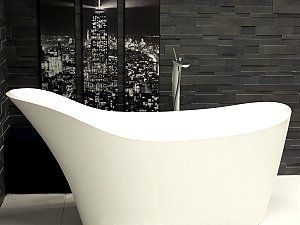 A Stone Bathtub Can Offer Therapeutic Benefits   UK Home Ideas