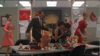 Mad Men Perform Rick Astley's Never Gonna Give You Up - YouTube#at=20#!#!