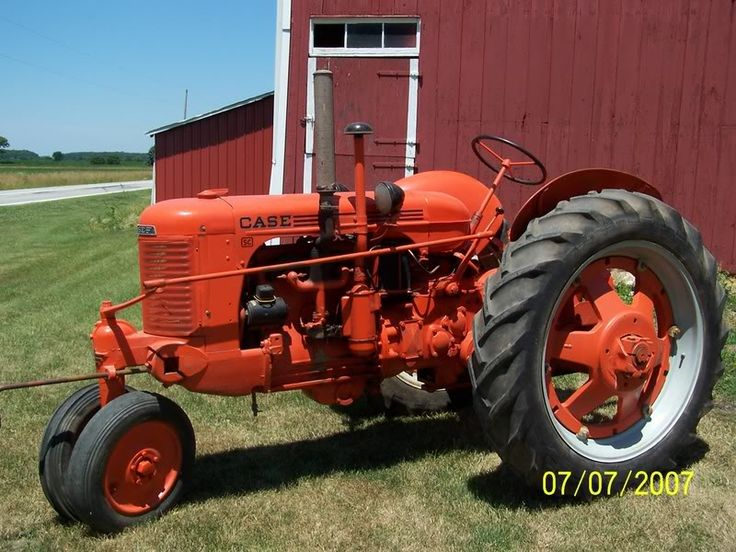 antique tractors | Antique Case Tractors & Parts For Sale, Case Tractor History