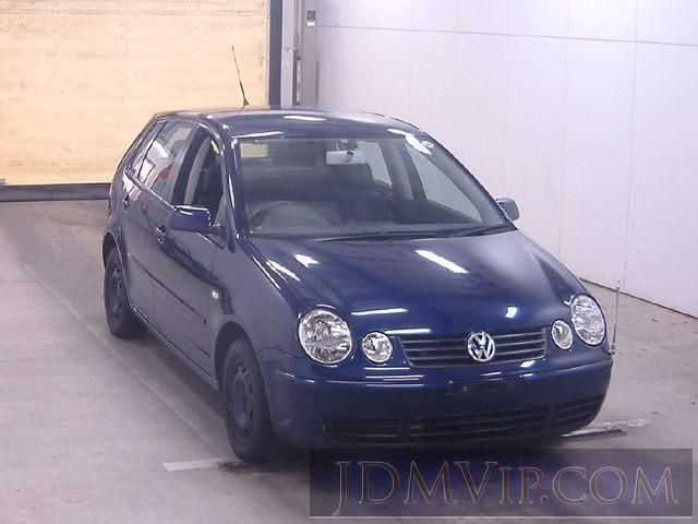 2004 VOLKSWAGEN VW POLO 1.4 9NBKY - http://jdmvip.com/jdmcars/2004_VOLKSWAGEN_VW_POLO_1.4_9NBKY-2KVrkXynWYt9f4p-6025