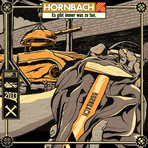 Der HORNBACH HAMMER. Geboren aus Panzerstahl. Gemacht für die Ewigkeit.Streng limitiert.