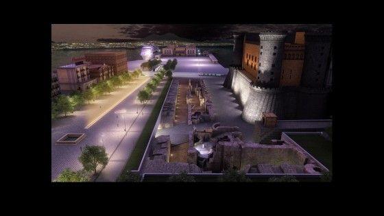il progetto della sotterranea di piazza Municipio è stato modificato 25 volte per fare spazio ai reperti che man mano riemergevano nello scavo