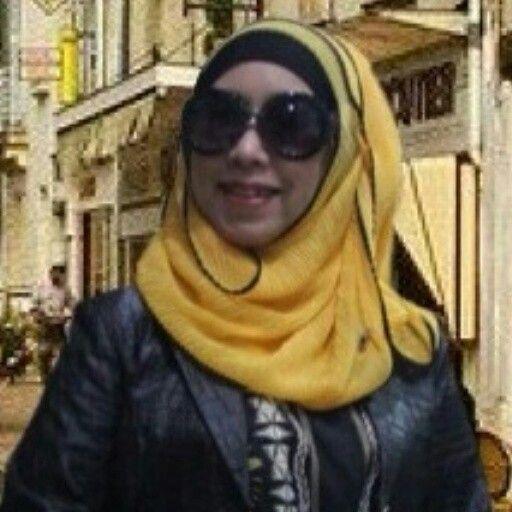 Yellow hijab