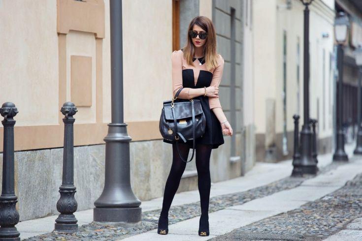 #fashion #fashionista @Nicoletta Scent of Obsession UN ABITO ROMANTICO PER UNA CENA SPECIALE