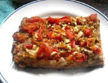 Pizza Vegetariana - EcoPortal.net