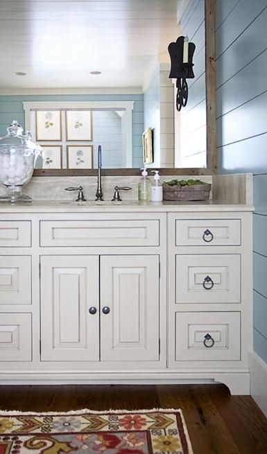 Best 25 light blue bathrooms ideas on pinterest blue - Light blue bathroom ideas ...