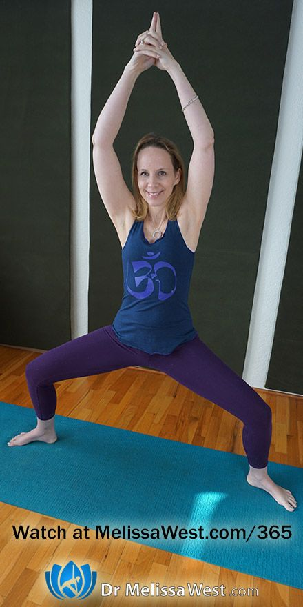 Yoga with Melissa 365 Moving at the Speed of Our Bodies: Inner Balance