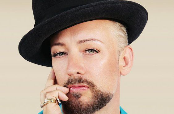 Boy George Considers His Time In Prison A Gift #Music #LGBTQ #CultureClub