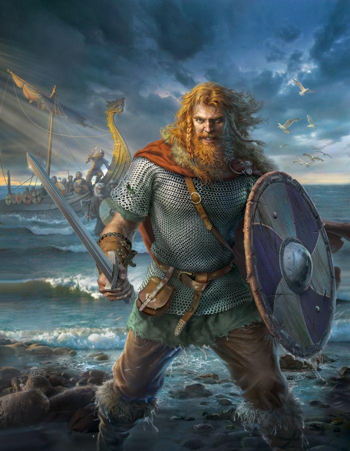Una de vikingos, que están de moda... Cortesía de Mark Fredrickson. http://www.elgrancapitan.org/foro/viewtopic.php?f=87&t=16834&p=892926#p892922