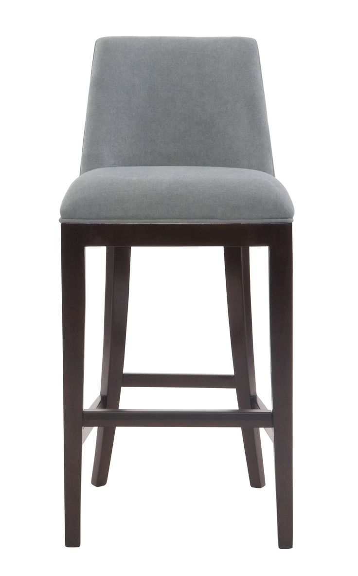 10 best bar stools images on pinterest counter stools dining furniture grey cotton barstool for minimalist bar decor