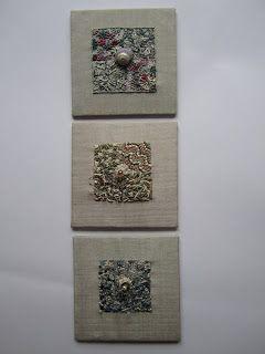 Louise Watson - Textile Artist: June 2015