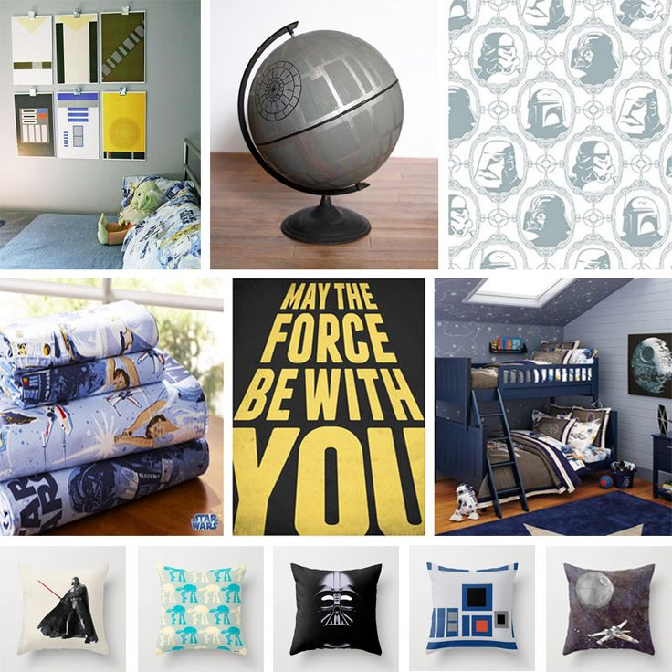 check out our star wars bedroom decor design great for kids and adult bedrooms