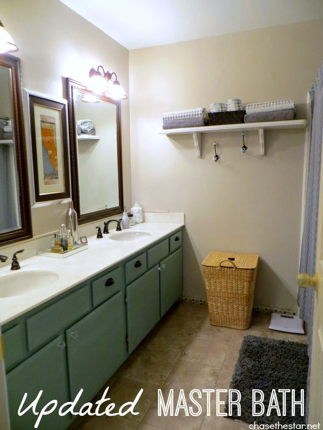 83 best images about cabinetry chalk paint on pinterest for Bathroom cabinets update ideas