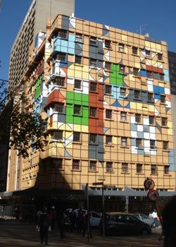 city of Johannesburg - Dining, art and fashion in the CBD