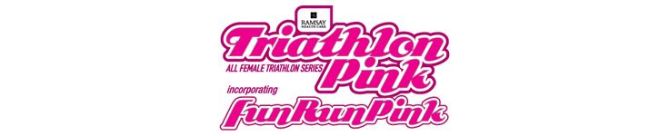 Triathlon Pink. a triathlon for all abilities where you don't have to swim if you don't want to | triathlonpink.com.au