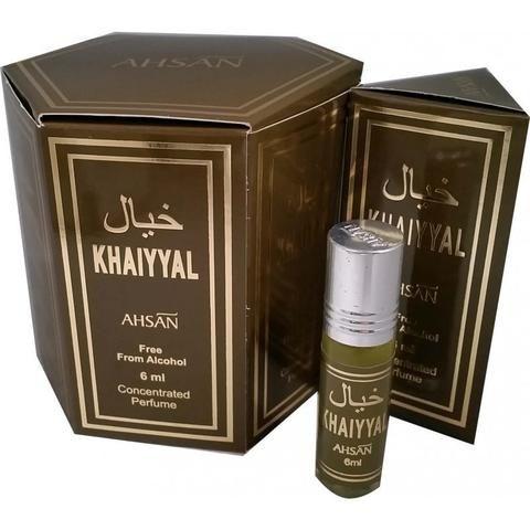 Ahsan Khaiyyal Perfume Oil - 6ml - The Hippie House