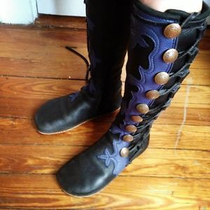 How To Make Leather Moccasins Catskill Mountain Knee High
