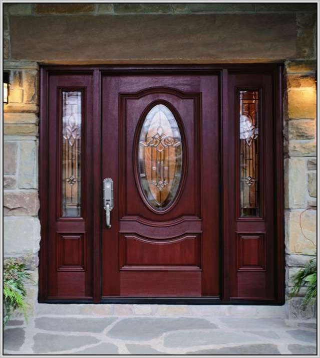 11 best entrence doors images on pinterest entrance for Fiberglass entry doors with sidelights