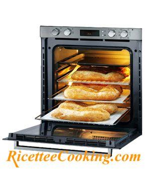 Il forno: temperatura e tempi di cottura
