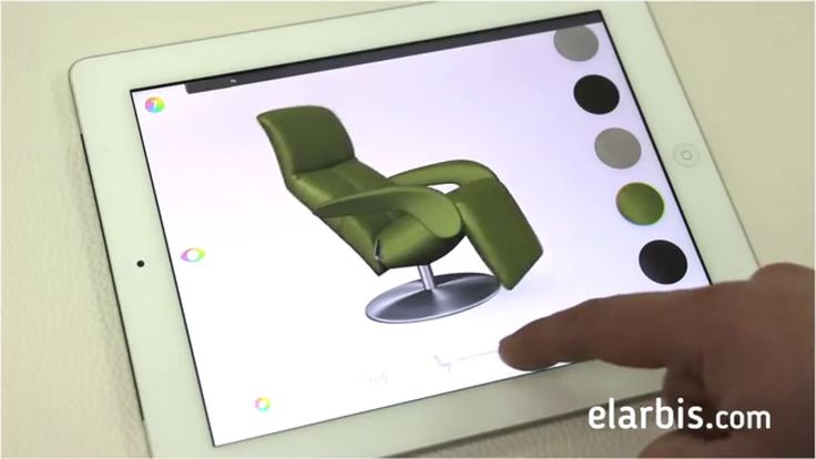 furniture configurator | ELARBIS - YouTube