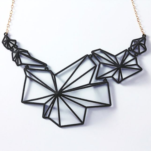 Haute High Tech: 20 Must-Have Pieces of 3D Printed Jewelry