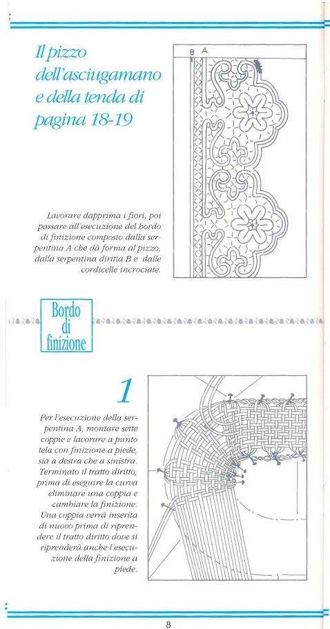 Scuola di pizzo di Cantù 97 (bolillos) - Blancaflor1 - Picasa Web Albums