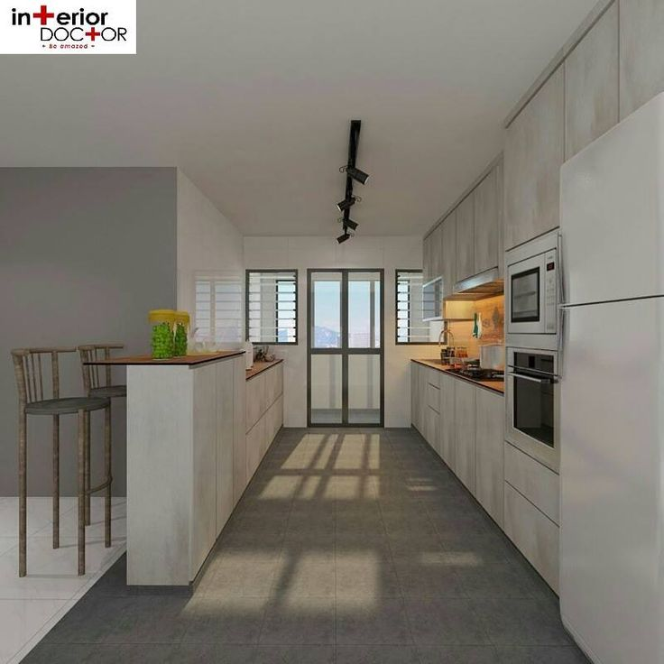 Hdb Bto 5 Room Scandinavian At Blk 523d Green Leaf Tampines Central Kitchen Designs