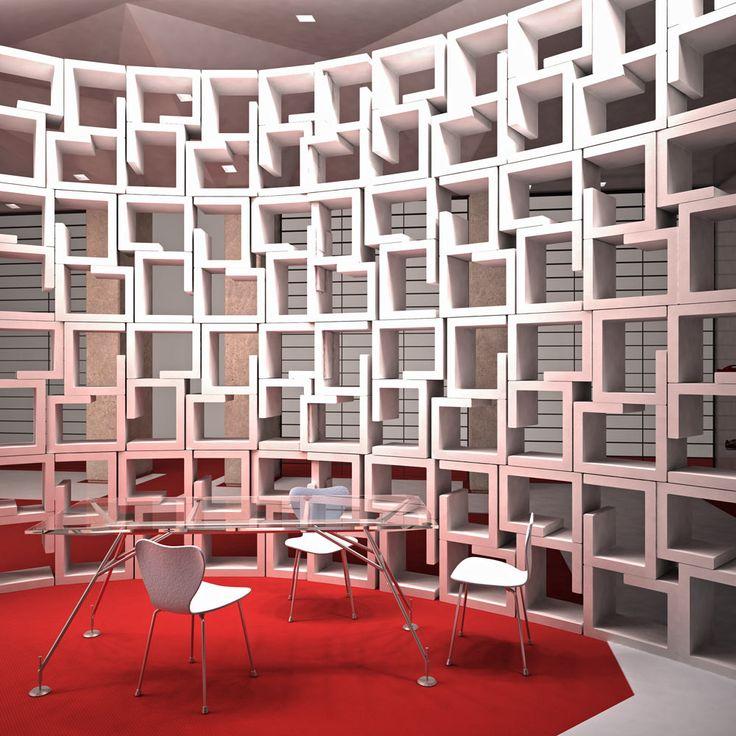 #Pregia #design #pack #indoor #interior #arredo #arredamento #esposizione #stand #interni #madeinitaly #esposiore #fiera
