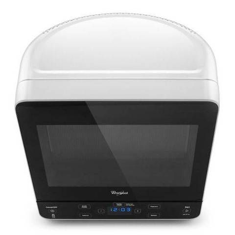 Whirlpool White Countertop Microwave Oven - WMC20005YW