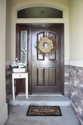 front door table24 best Front door table outside images on Pinterest  Door table