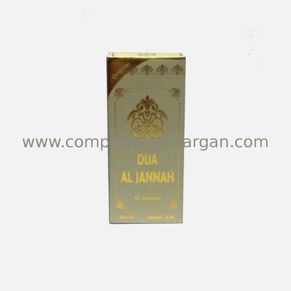 Perfume Dua Al Jannah - Perfumes árabes de Al Alwani