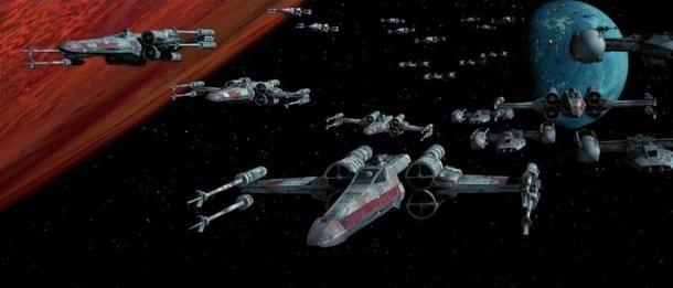 11 million sought to build X-wing, counter Kickstarter Death Star