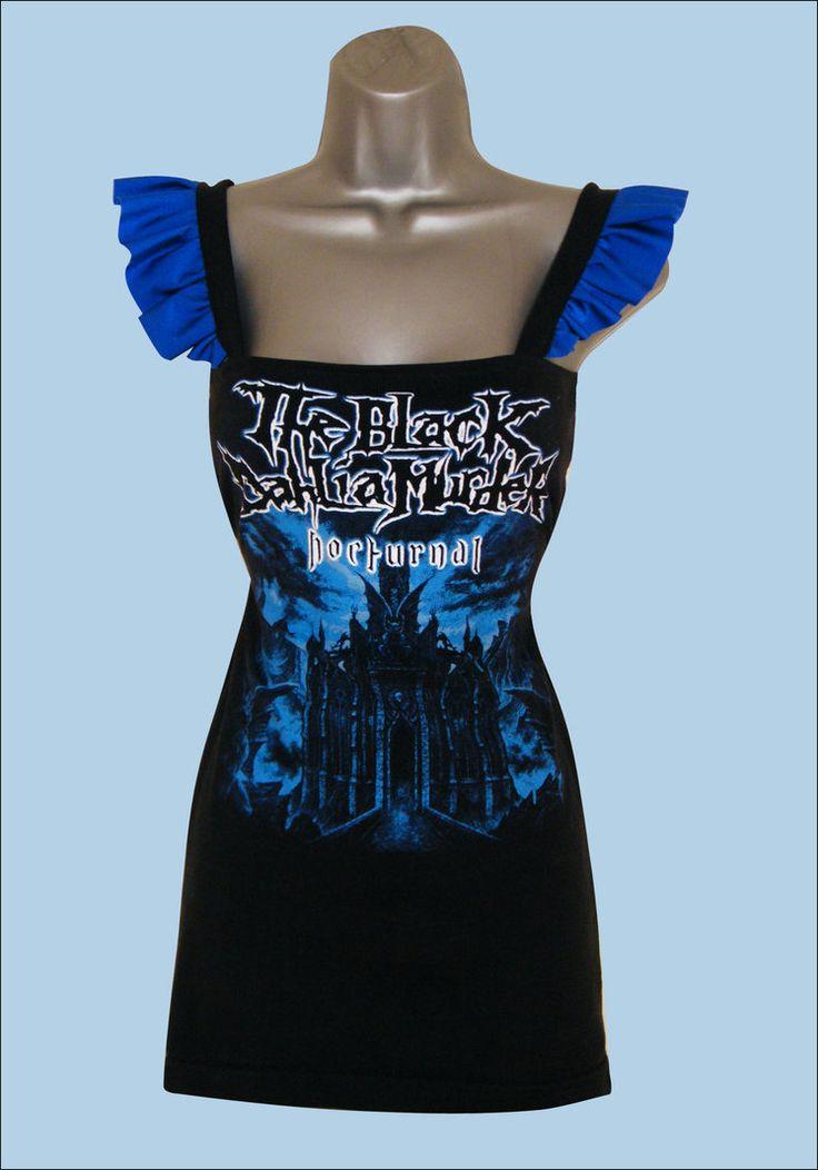 deviantART: More Like Jack Daniels 50s Style Reconstructed T Shirt Dress by ~Lolanova