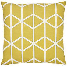 Buy Scion Tetra Cushion, Citrus Online at johnlewis.com