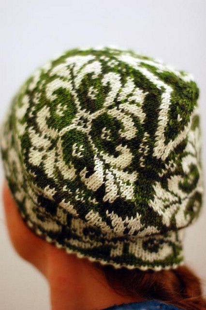 Hat Edith finished by osloann, via Flickr