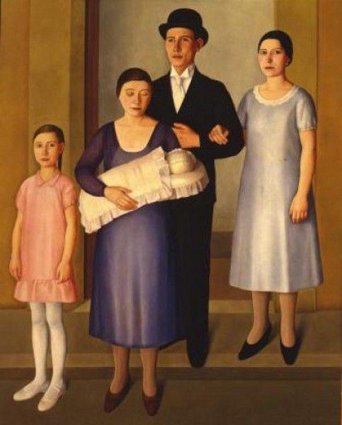 Antonio Donghi (1897 – 1963, Italian)