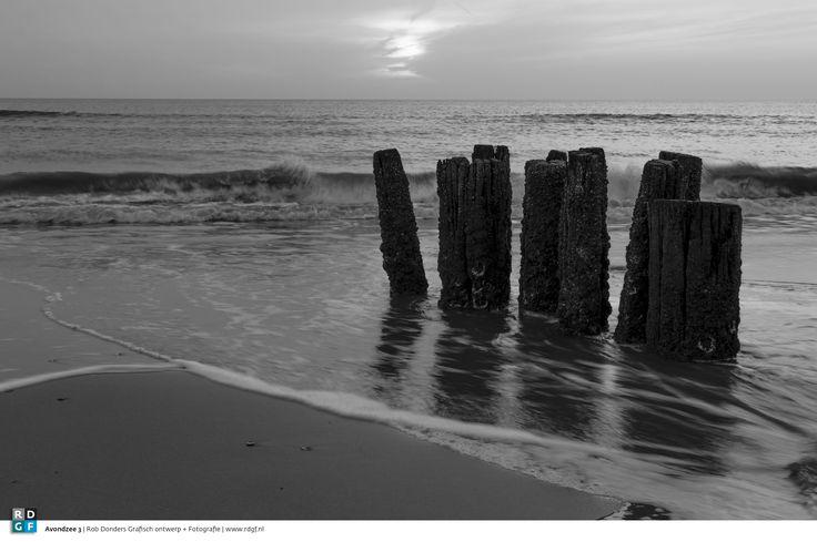 Avondzee 3 | Rob Donders Grafisch ontwerp + Fotografie