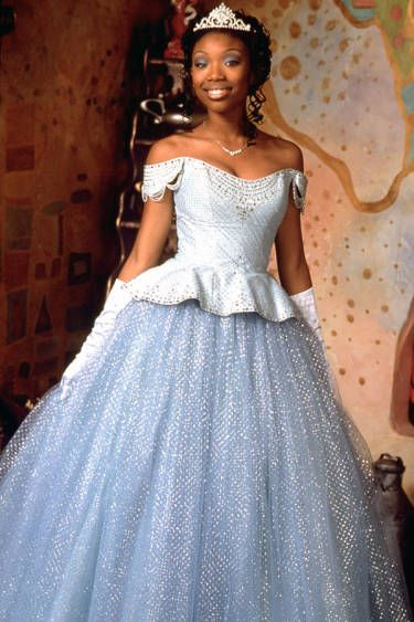 Brandy Norwood in Rodgers and Hammerstein's Cinderella