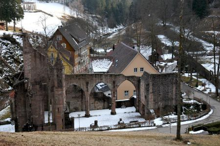Allerheiligen-Wasserfälle und Outdoor im Schwarzwald