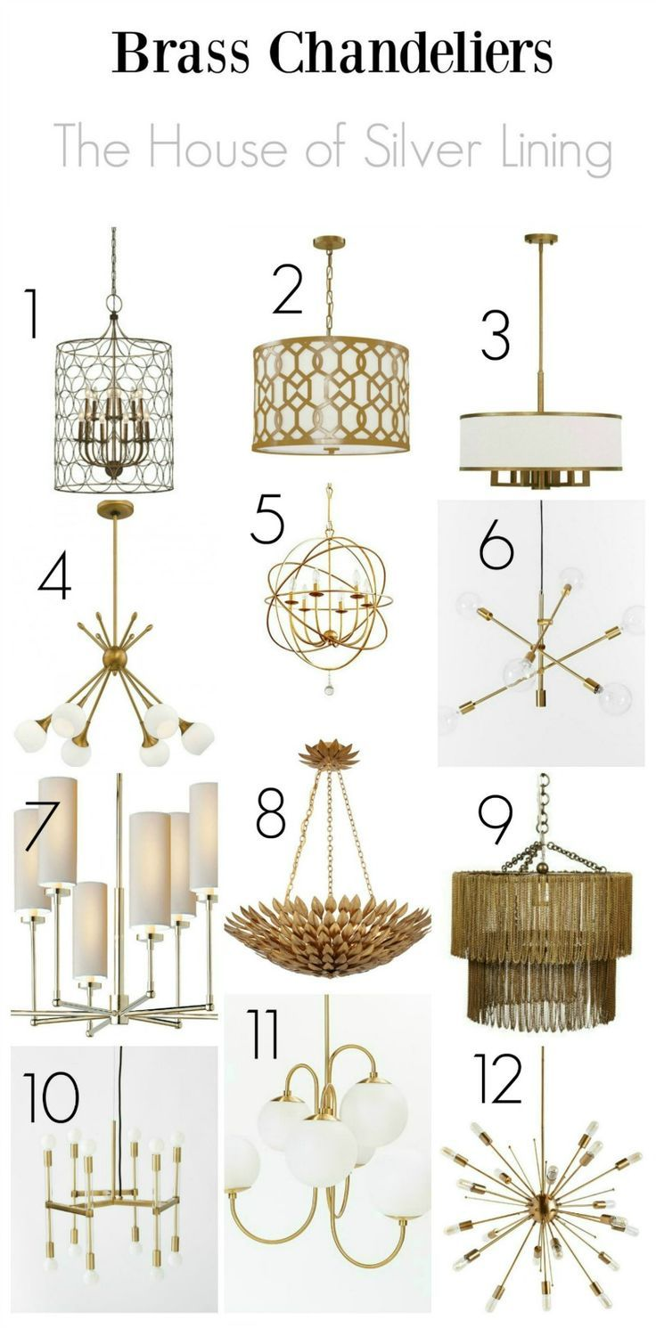 Best 25+ Brass chandelier ideas on Pinterest | Paint chandelier ...