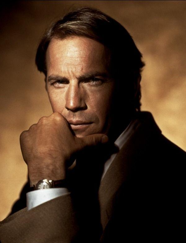 Kevin Costner - great portrait