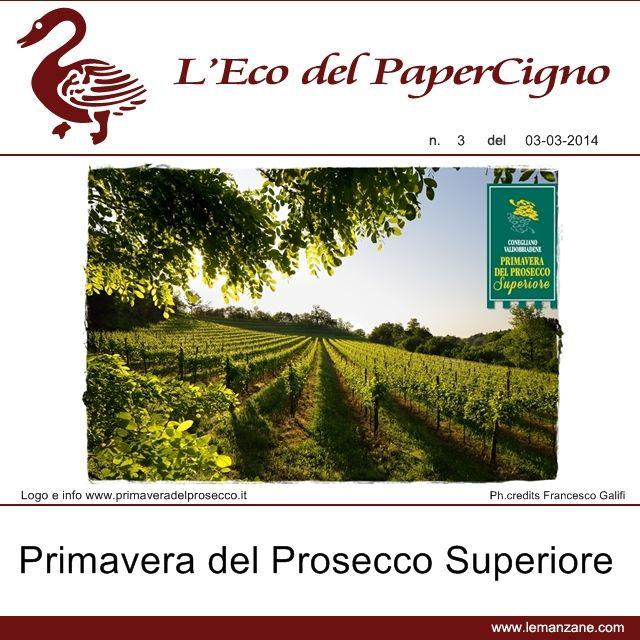 Papercigno by Le Manzane - Primavera del Prosecco Superiore