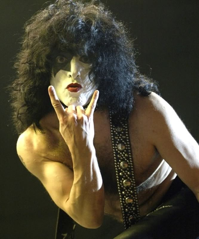 Paul Stanley Makeup: 201 Best Images About Kiss, The Band On Pinterest
