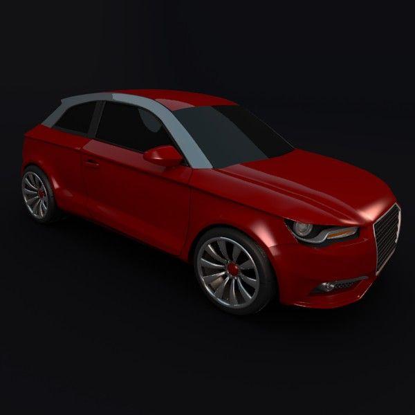 Audi A1 Compact Car Audi Car Compact Compact Cars Audi A1 Car